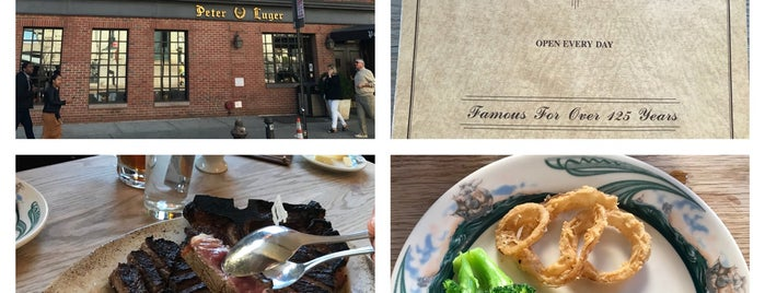 Peter Luger Steak House is one of Henryさんのお気に入りスポット.