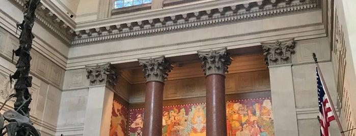 Amerikan Doğa Tarihi Müzesi is one of Henry'in Beğendiği Mekanlar.