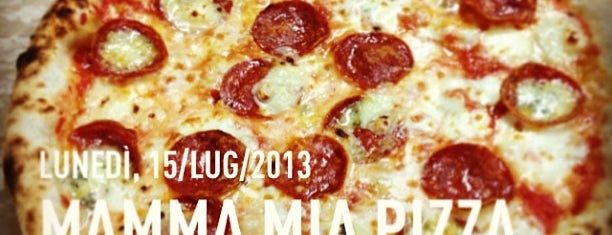 Mamma Mia Pizza & FastGood is one of Pizzerie top.