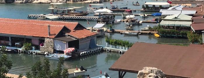 Simena Yarım Adası is one of Çağlar'ın Kaydettiği Mekanlar.