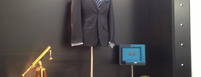 Balani Custom Clothiers is one of Chicago City Guide.