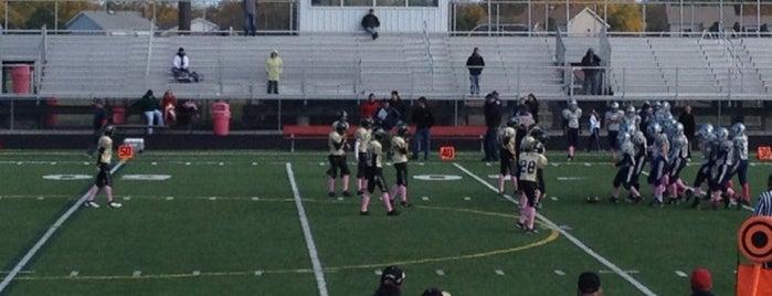 Palatine High School is one of High Schools I Referee.