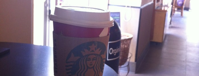Starbucks is one of My favorite places.