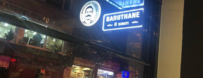 Baruthane Pilavcısı is one of Istanbul.