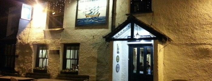 The Britannia Inn is one of Posti che sono piaciuti a Carl.