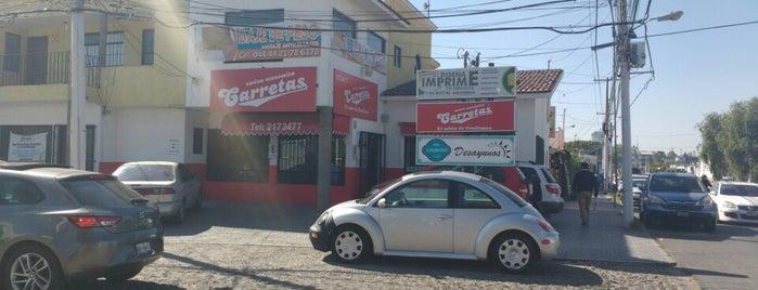 Cocina Económica Carretas is one of Lugares favoritos de Jellou.