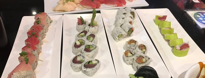 Yama Sushi is one of Hans 님이 저장한 장소.