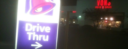 Taco Bell is one of Vegas ♠♢♣♡.