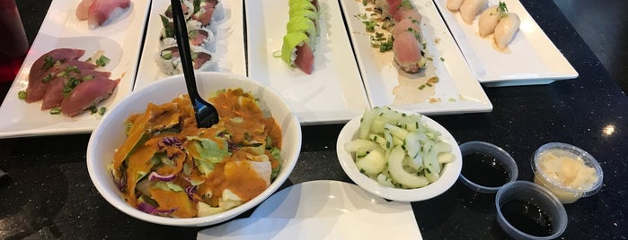 Yama Sushi is one of Posti che sono piaciuti a Hans.