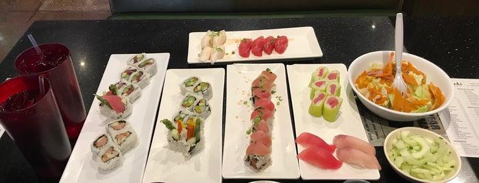 Yama Sushi is one of Hans: сохраненные места.