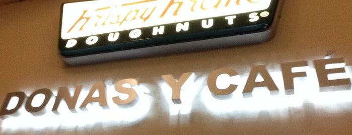 Krispy Kreme is one of สถานที่ที่ Jorge ถูกใจ.