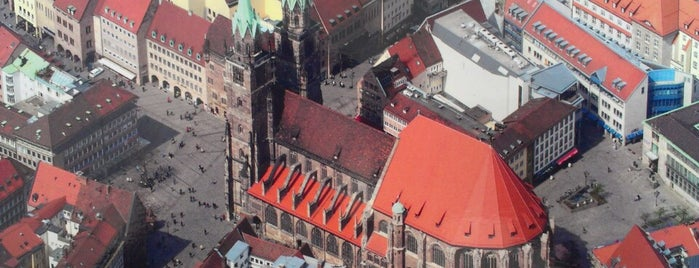 Lorenzer Platz is one of Nuremberg.