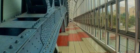 Puente de Bogdán Jmelnitski is one of Места, где сбываются желания. Москва.
