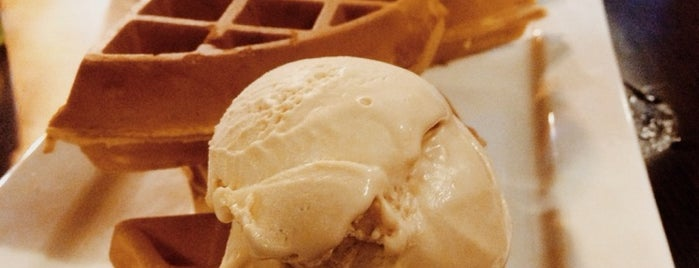 Milk & Honey Gelato is one of My Saved Places (3).