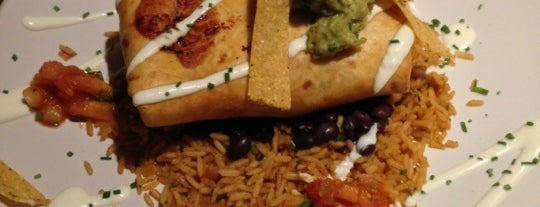 Chimichanga is one of Food & Drink to check out.