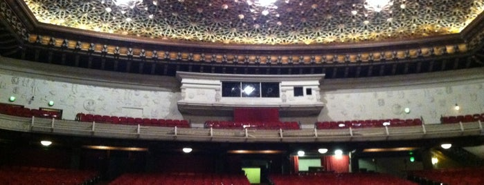 Orpheum Theatre is one of Nataliaさんの保存済みスポット.