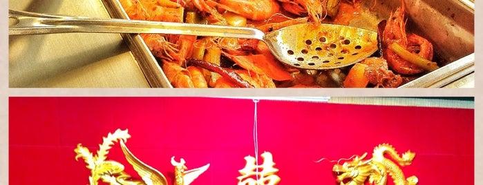 Restaurant Taisan is one of Comida japonesa y más.
