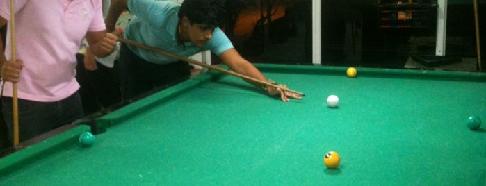Terraco Snooker is one of Bernô City.