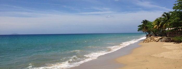 Playa Corcega is one of Puerto Rico.