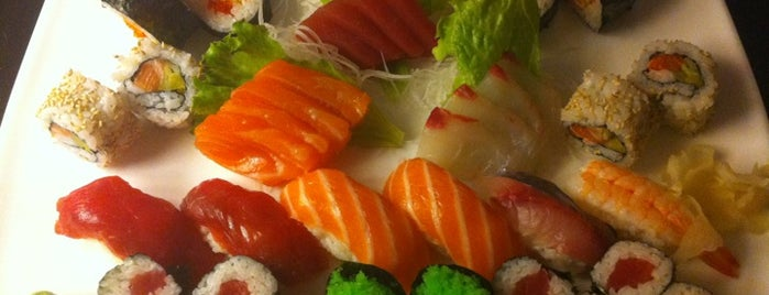 Origami Sushi Bar is one of Eat in Lisboa.
