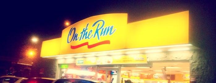 On The Run is one of Locais curtidos por Juan Seba$tián.