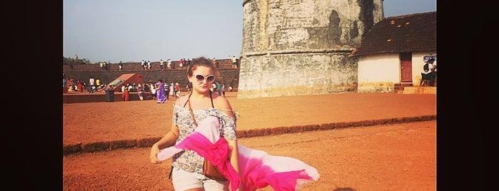 Fort Aguada Road, Goa is one of Goa.