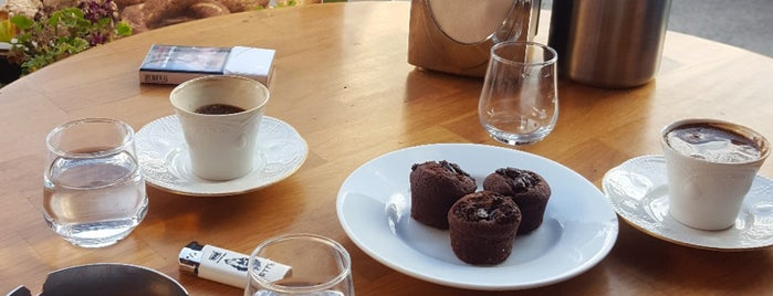 Ümit Pasta&Cafe is one of Tempat yang Disukai Ali.