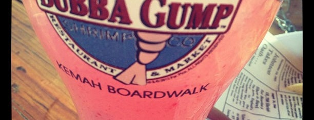 Bubba Gump Shrimp Co. is one of สถานที่ที่ ESTHER ถูกใจ.