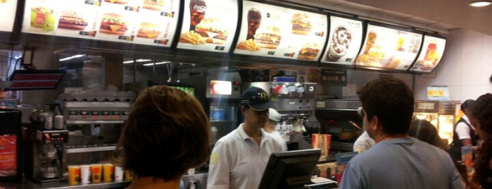 McDonald's is one of Locais curtidos por Felipe.