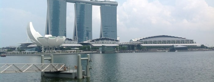 Esplanade Riverside is one of Singapore.