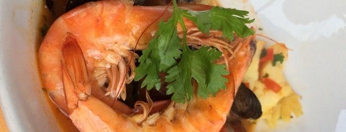LaSalette Restaurant is one of 2015 SF Bay Area Michelin Bib Gourmand.