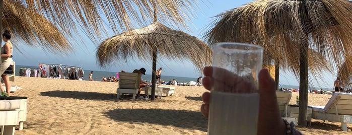 Casa Babel - Parador de Playa - Montoya is one of Locais curtidos por Angelo.