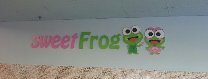Sweetfrog is one of Lieux qui ont plu à Cameron.