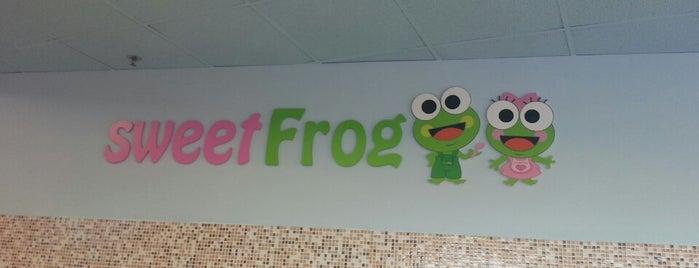 Sweetfrog is one of Cameron : понравившиеся места.