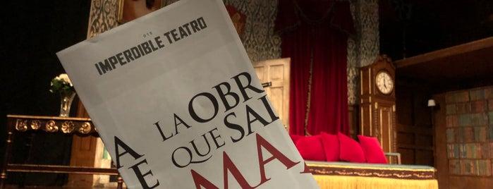 Centro Cultural Teatro 2 is one of Katia'nın Beğendiği Mekanlar.