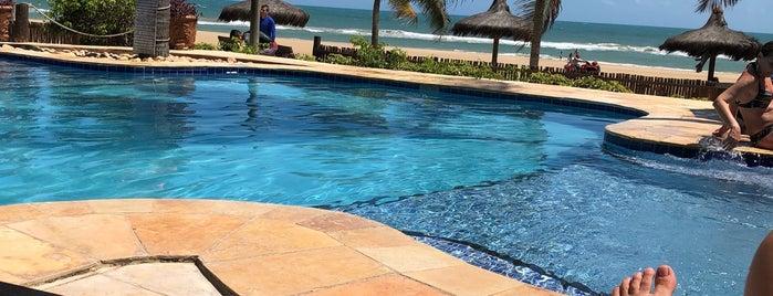 Rede Beach is one of Tempat yang Disukai Luciana.