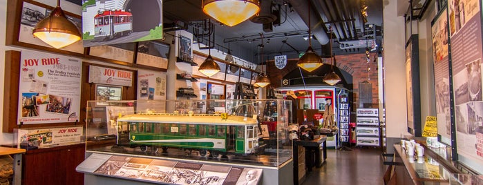 San Francisco Railway Museum is one of San Francisco Bay.