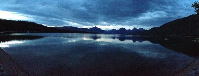 Lake McDonald is one of Montana Road Trip!.