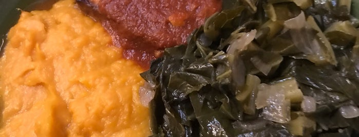 Mudhen Meat and Greens is one of DFW.