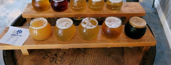 Sand City Brewing Company is one of Breweries To Do.