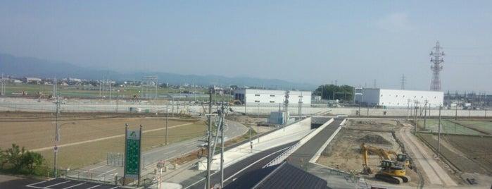 北陸新幹線 白山総合車両所 is one of JRの総合車両センター・工場.