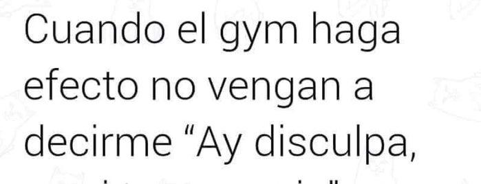 Sports Fit Gym is one of Ya fui y me gustó.