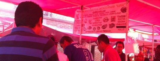 Tianguis Del Viernes is one of Lo que es El Tianguis.