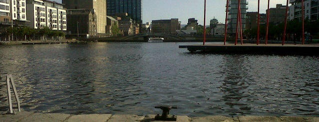 Grand Canal Quay is one of All-time favorites in Ireland.