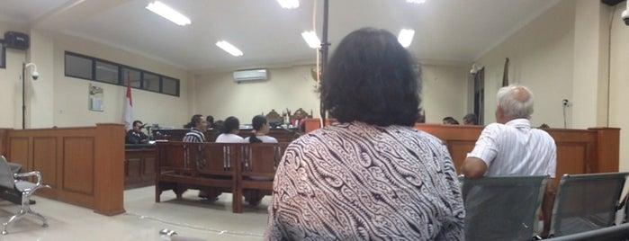 Pengadilan Tipikor Surabaya is one of Government of Surabaya and East Java.