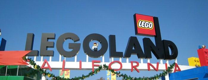 Legoland California is one of Places to Visit: California Coast.