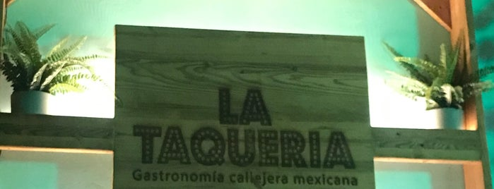 La Taquería is one of Bcn.