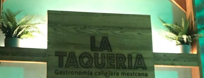 La Taquería is one of Bcn.