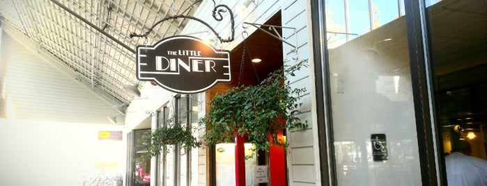 The Little Diner is one of Vail.