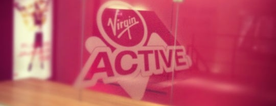 Virgin Active is one of Get Fit in London.